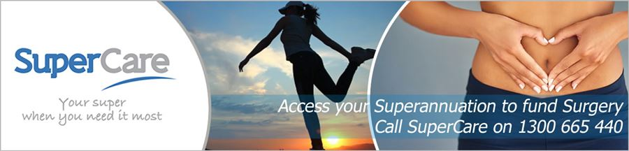 Access your superannuation to fund the cost of weight loss surgery