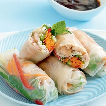 rice paper rolls recipe suitable for gastric sleeve patients
