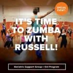 Zumba classes for bariatric surgery patients in Perth