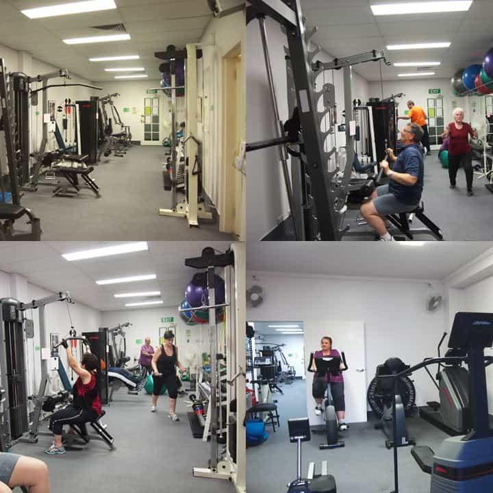 The Mercy Gym in Mt Lawley, Perth